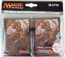80 Ixalan Magic MtG Sleeves - Ultra Pro (66x91mm) – Bild 3