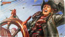 Ixalan Magic the Gathering MtG Playmat - verschiedene Motive - – Bild 3