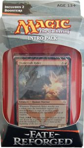 Fate Reforged Intro Pack - englisch - MtG Deck – Bild 2