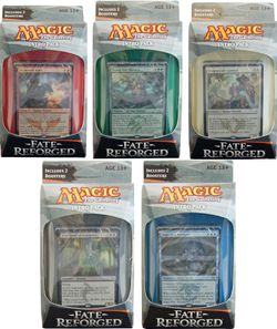 Fate Reforged Intro Pack - englisch - MtG Deck – Bild 1
