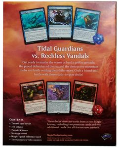 Merfolk vs. Goblins Magic the Gathering Duel Decks englisch MtG – Bild 2