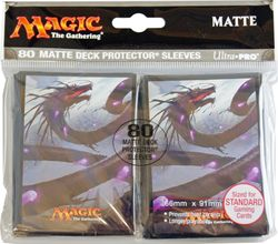 80 Iconic Masters Magic MtG Sleeves - Ultra Pro (66x91mm)