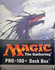 Iconic Masters 100+ Magic MtG Deck Box Deckbox
