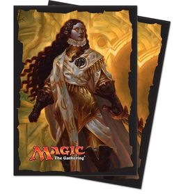 80 Rivals of Ixalan Magic MtG Sleeves - Ultra Pro (66x91mm)  – Bild 3