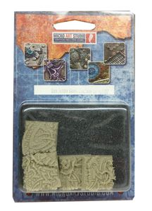 gestaltete Bases : Dark Temple Bases (25x25mm) (5)