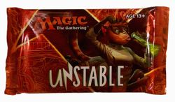 Unstable Booster Pack englisch - MtG Magic the Gathering