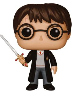 Funko Pop - Harry Potter mit Gryffindors Sword #6015
