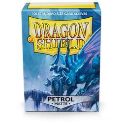 100 Dragon Shield Matte Card Sleeves / Hüllen - Farbe auswählen  – Bild 13
