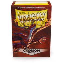100 Dragon Shield Matte Card Sleeves / Hüllen - Farbe auswählen  – Bild 14