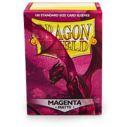 100 Dragon Shield Matte Card Sleeves / Hüllen – Bild 17