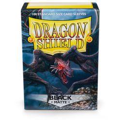 100 Dragon Shield Matte Card Sleeves / Hüllen - Farbe auswählen  – Bild 21