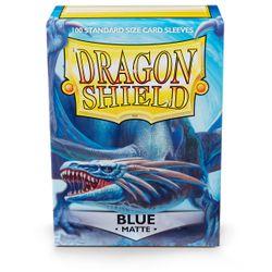 100 Dragon Shield Matte Card Sleeves / Hüllen - Farbe auswählen  – Bild 22