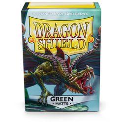 100 Dragon Shield Matte Card Sleeves / Hüllen - Farbe auswählen  – Bild 2
