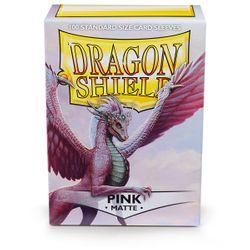 100 Dragon Shield Matte Card Sleeves / Hüllen - Farbe auswählen  – Bild 7