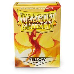 100 Dragon Shield Matte Card Sleeves / Hüllen - Farbe auswählen  – Bild 9
