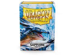 100 Dragon Shield Matte Card Sleeves / Hüllen - Farbe auswählen  – Bild 19