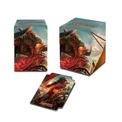 Ultra Pro Deckbox 100+ - Rivals of Ixalan Deck Box  – Bild 2