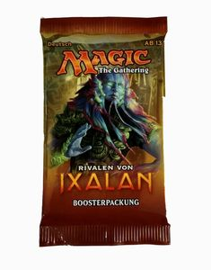Rivalen von Ixalan Booster Pack deutsch - MtG Magic the Gathering