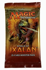 Rivals of Ixalan Booster Pack englisch - MtG Magic the Gathering