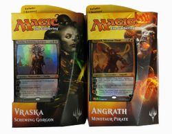 Rivals of Ixalan - Planeswalker Deck englisch - MtG Magic the Gathering – Bild 1