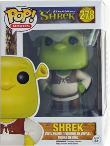 Funko Pop - Disney - Shrek - Shrek