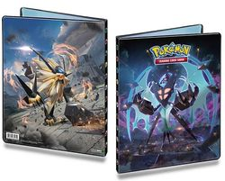 9-Pocket Portfolio - Pokemon Sun and Moon 5 #85535 von Ultra Pro