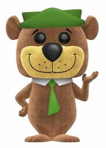 Funko POP! Hanna Barbara - Yogi Bear FLOCKED #22597