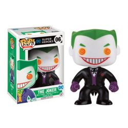Funko POP! DC Black Suited Joker #13876