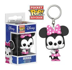 Funko POP Keychain - Disney Minnie Mouse #21771