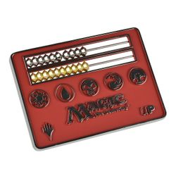 Ultra Pro Life Counter Card Size Abacus for Magic the Gathering – Bild 3