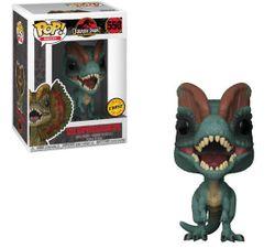 Funko POP! Jurassic Park - Dilophosaurus CHASE EDITION #26736