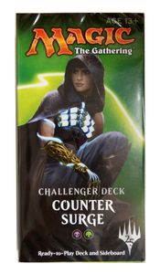 Magic the Gathering Challenger Deck - englisch Ready to Play Deck MtG – Bild 2