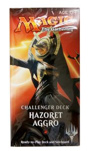 Magic the Gathering Challenger Deck - englisch Ready to Play Deck MtG – Bild 5