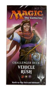 Magic the Gathering Challenger Deck - englisch Ready to Play Deck MtG – Bild 3