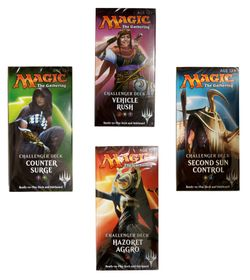 Magic the Gathering Challenger Deck - englisch Ready to Play Deck MtG – Bild 1