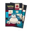 Ultra Pro Standard Sleeves - Pokemon Snorlax (65 Sleeves) 001