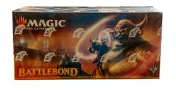 Battlebond Booster Display englisch MtG Magic the Gathering