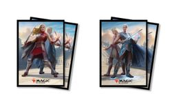 80 Battlebond Magic MtG Sleeves - Ultra Pro (66x91mm)