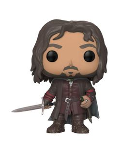 Funko POP! Lord of the Rings - Aragorn #13565