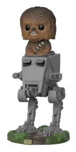Funko POP! Star Wars - Chewbacca in AT-ST #27023