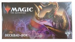 Hauptset 2019 Deck Builder's Toolkit - deutsch MtG Deckbau Box