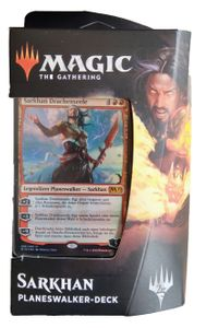 Hauptset 2019 - Planeswalker Deck deutsch - MtG Magic the Gathering – Bild 2