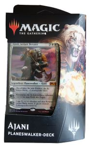 Hauptset 2019 - Planeswalker Deck deutsch - MtG Magic the Gathering – Bild 5