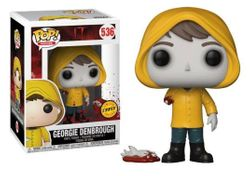 Funko POP! Stephen King Es 2017 - Georgie Denbrough #29520-CHASE