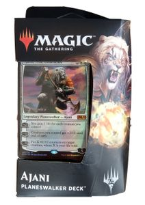 Core Set M2019 2019- Planeswalker Deck englisch - MtG Magic the Gathering – Bild 3