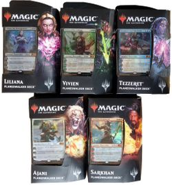 Core Set M2019 2019- Planeswalker Deck englisch - MtG Magic the Gathering – Bild 6