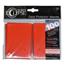 100 Ultra Pro Eclipse Standard Sleeves (66x91mm)  – Bild 6