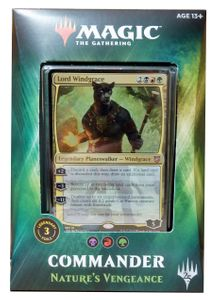 Commander 2018 Multiplayer Deck englisch Magic the Gathering MtG EDH – Bild 2