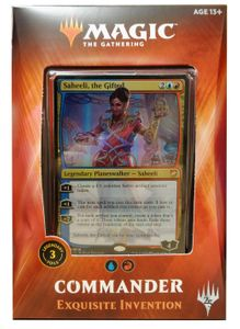 Commander 2018 Multiplayer Deck englisch Magic the Gathering MtG EDH – Bild 4