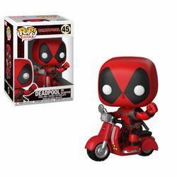 Funko POP! Deadpool Pop Rides - Deadpool & Scooter #30969